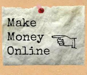 make money online graphic